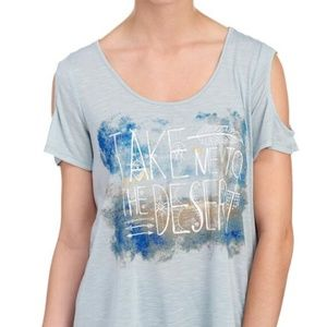 Take Me to the desert tee NWT
